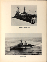 Page 9, 1952 Edition, Newman K Perry (DDR 883) - Naval Cruise Book online yearbook collection