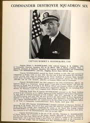 Page 10, 1960 Edition, Newman K Perry (DDR 883) - Naval Cruise Book online yearbook collection