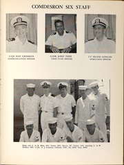 Page 11, 1960 Edition, Newman K Perry (DDR 883) - Naval Cruise Book online yearbook collection