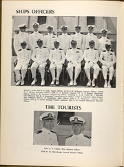 Page 14, 1960 Edition, Newman K Perry (DDR 883) - Naval Cruise Book online yearbook collection