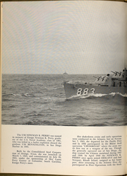 Page 6, 1960 Edition, Newman K Perry (DDR 883) - Naval Cruise Book online yearbook collection