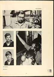 Page 15, 1971 Edition, Cromwell (DE 1014) - Naval Cruise Book online yearbook collection