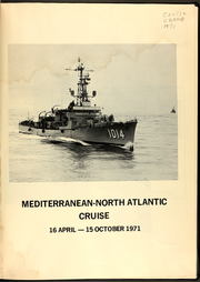 Page 3, 1971 Edition, Cromwell (DE 1014) - Naval Cruise Book online yearbook collection
