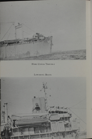 Page 10, 1945 Edition, Custer (APA 40) - Naval Cruise Book online yearbook collection