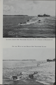 Page 7, 1945 Edition, Custer (APA 40) - Naval Cruise Book online yearbook collection