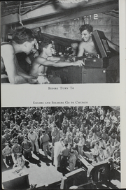 Page 8, 1945 Edition, Custer (APA 40) - Naval Cruise Book online yearbook collection