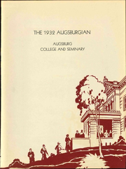 Page 7, 1932 Edition, Augsburg College - Augsburgian Yearbook (Minneapolis, MN) online yearbook collection
