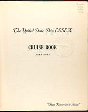 Page 5, 1951 Edition, Essex (CV 9) - Naval Cruise Book online yearbook collection