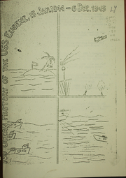 Page 3, 1945 Edition, Eugene (PF 40) - Naval Cruise Book online yearbook collection