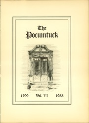 Page 7, 1933 Edition, Deerfield Academy - Pocumtuck Yearbook (Deerfield, MA) online yearbook collection