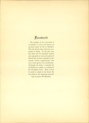 Page 9, 1933 Edition, Deerfield Academy - Pocumtuck Yearbook (Deerfield, MA) online yearbook collection