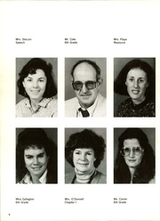 Page 10, 1988 Edition, Memorial School - Yearbook (Leicester, MA) online yearbook collection