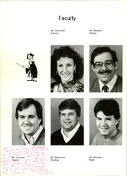Page 6, 1988 Edition, Memorial School - Yearbook (Leicester, MA) online yearbook collection
