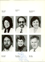 Page 9, 1988 Edition, Memorial School - Yearbook (Leicester, MA) online yearbook collection