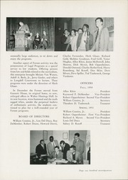 Page 181, 1951 Edition, Harvard Law School - Yearbook (Cambridge, MA) online yearbook collection
