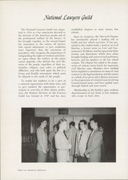 Page 190, 1951 Edition, Harvard Law School - Yearbook (Cambridge, MA) online yearbook collection