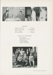 Page 197, 1951 Edition, Harvard Law School - Yearbook (Cambridge, MA) online yearbook collection