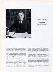 Page 15, 1952 Edition, Harvard Law School - Yearbook (Cambridge, MA) online yearbook collection