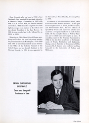 Page 16, 1952 Edition, Harvard Law School - Yearbook (Cambridge, MA) online yearbook collection