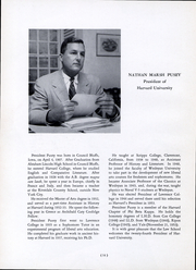 Page 15, 1954 Edition, Harvard Law School - Yearbook (Cambridge, MA) online yearbook collection
