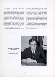 Page 16, 1954 Edition, Harvard Law School - Yearbook (Cambridge, MA) online yearbook collection