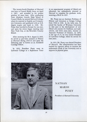 Page 17, 1962 Edition, Harvard Law School - Yearbook (Cambridge, MA) online yearbook collection