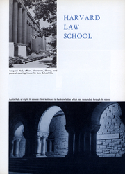 Page 8, 1962 Edition, Harvard Law School - Yearbook (Cambridge, MA) online yearbook collection