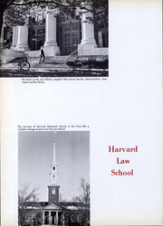 Page 7, 1963 Edition, Harvard Law School - Yearbook (Cambridge, MA) online yearbook collection