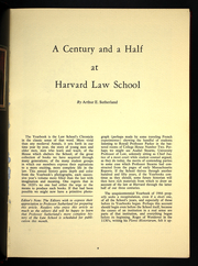 Page 13, 1967 Edition, Harvard Law School - Yearbook (Cambridge, MA) online yearbook collection