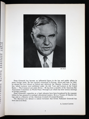 Page 9, 1967 Edition, Harvard Law School - Yearbook (Cambridge, MA) online yearbook collection