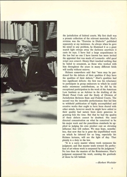 Page 11, 1969 Edition, Harvard Law School - Yearbook (Cambridge, MA) online yearbook collection