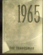 1965 Edition, Haverhill Trade School - Tradesman Yearbook (Haverhill, MA)