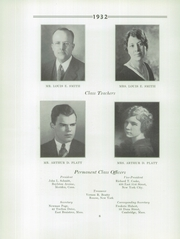 Page 10, 1932 Edition, Mount Hermon School - Gateway Yearbook (Mount Hermon, MA) online yearbook collection