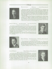 Page 12, 1932 Edition, Mount Hermon School - Gateway Yearbook (Mount Hermon, MA) online yearbook collection