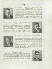 Page 17, 1932 Edition, Mount Hermon School - Gateway Yearbook (Mount Hermon, MA) online yearbook collection