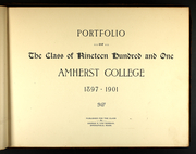 Page 7, 1901 Edition, Amherst College - Olio Yearbook (Amherst, MA) online yearbook collection