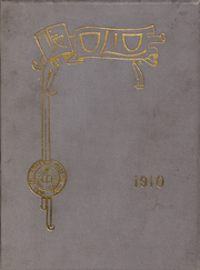 1910 Edition, Amherst College - Olio Yearbook (Amherst, MA)