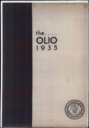 1935 Edition, Amherst College - Olio Yearbook (Amherst, MA)