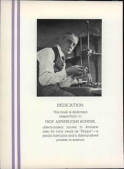 Page 12, 1936 Edition, Amherst College - Olio Yearbook (Amherst, MA) online yearbook collection
