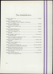 Page 15, 1936 Edition, Amherst College - Olio Yearbook (Amherst, MA) online yearbook collection