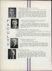 Page 16, 1936 Edition, Amherst College - Olio Yearbook (Amherst, MA) online yearbook collection