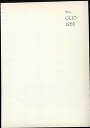 Page 7, 1936 Edition, Amherst College - Olio Yearbook (Amherst, MA) online yearbook collection