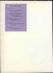 Page 8, 1936 Edition, Amherst College - Olio Yearbook (Amherst, MA) online yearbook collection
