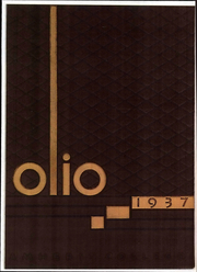 1937 Edition, Amherst College - Olio Yearbook (Amherst, MA)