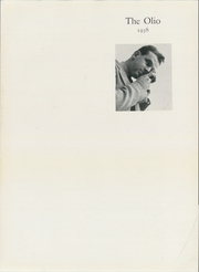 Page 5, 1938 Edition, Amherst College - Olio Yearbook (Amherst, MA) online yearbook collection
