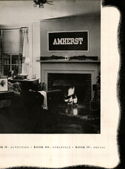 Page 9, 1941 Edition, Amherst College - Olio Yearbook (Amherst, MA) online yearbook collection