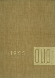 1955 Edition, Amherst College - Olio Yearbook (Amherst, MA)