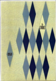 1959 Edition, Amherst College - Olio Yearbook (Amherst, MA)