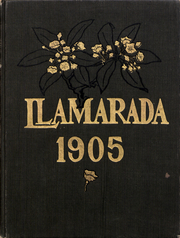 Page 1, 1905 Edition, Mount Holyoke College - Llamarada Yearbook (South Hadley, MA) online yearbook collection