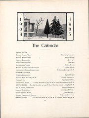 Page 11, 1905 Edition, Mount Holyoke College - Llamarada Yearbook (South Hadley, MA) online yearbook collection